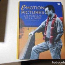 Libros de segunda mano: EMOTION PICTURES. LAS PELÍCULAS DE J. L. GARCI. EDICIÓN DE LUIS ALBERTO DE CUENCA NUEVO. Lote 245398225