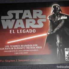 Libros de segunda mano: STAR WARS EL LEGADO CAELUS BOOKS. Lote 246164655