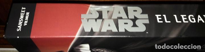Libros de segunda mano: STAR WARS EL LEGADO CAELUS BOOKS - Foto 3 - 246164655