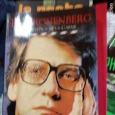 Libros de segunda mano: D. CRONENBERG. LA ESTÉTICA DE LA CARNE. JOSE MANUEL GONZÁLEZ FIERRO. Lote 246269210