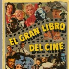 Libros de segunda mano: EL GRAN LIBRO DEL CINE. EDITORIAL HMB. JOEL W. FINLER. (T/19). Lote 246290490