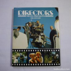 Libros de segunda mano: DIRECTORS. THE ALL-TIME GREATS - NEIL SINYARD - EN INGLES. Lote 247417275