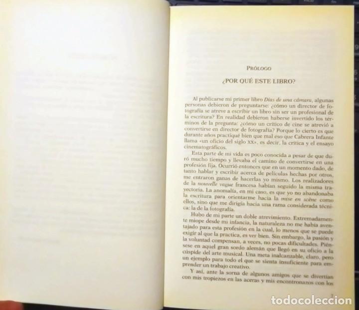 Libros de segunda mano: Cinemanía. Ensayos sobre cine, Néstor Almendros. Seix Barral. - Foto 4 - 247326730