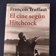 Livres d'occasion: EL CINE SEGÚN HITCHCOCK. FRANÇOIS TRUFFAUT. ALIANZA 1998. 381PGS. Lote 249408665