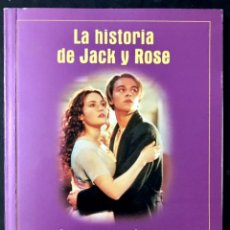 Libros de segunda mano: LIBRITO LA HISTORIA DE JACK Y ROSE ASI CONTINUA TITANIC - SUPERPOP - LIBRO MINILIBRO SUPER POP. Lote 251479640