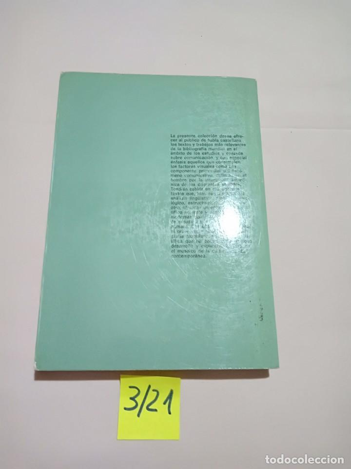 Libros de segunda mano: Libro Psicoanálisis y cine, Cristian Metz - Foto 3 - 251576420