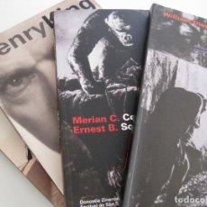 Livres d'occasion: FILMOTECA ESPAÑOLA-LOTE DE 6 LIBROS-WILLIAM DIETERLE MERIAN C COOPER ERNEST B SCHOEDESACK WELLMAN. Lote 252108460