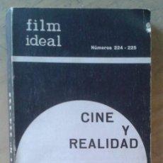 Livros em segunda mão: FILM IDEAL. JOSEF VON STERNBERG. CINE Y REALIDAD. FUN IN A CHINESE LAUNDRY. Lote 252266410