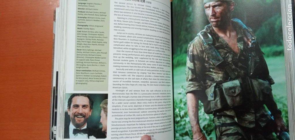 Libros de segunda mano: 1001 movies you must see before you die Steven Jay Schneider - Foto 7 - 253500555