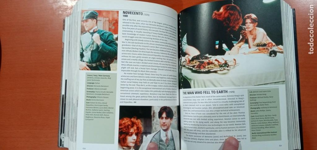 Libros de segunda mano: 1001 movies you must see before you die Steven Jay Schneider - Foto 8 - 253500555