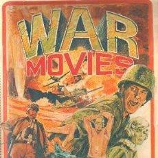Libros de segunda mano: WAR MOVIES. PERLMUTTER, TOM. A-CI-954. Lote 254618610