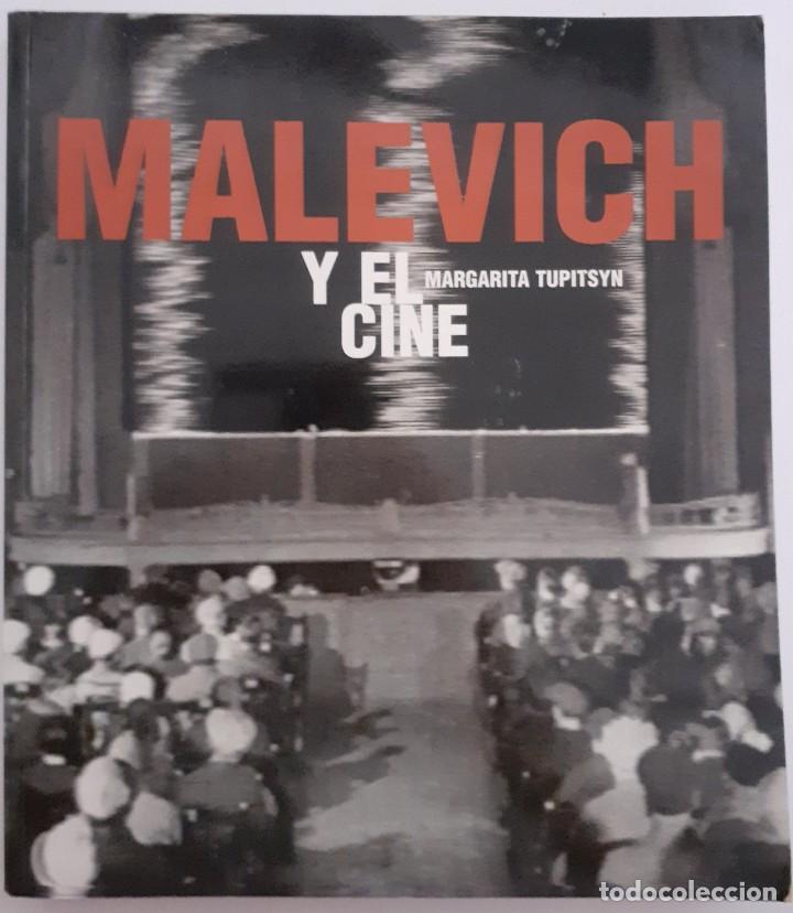MALEVICH Y EL CINE (Libros de Segunda Mano - Bellas artes, ocio y coleccionismo - Cine)