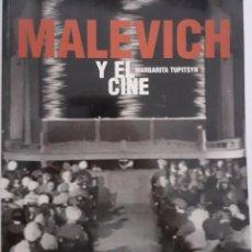 Libros de segunda mano: MALEVICH Y EL CINE. Lote 259016260