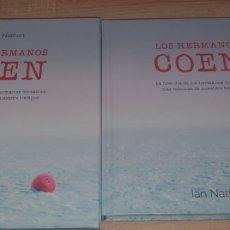 Libros de segunda mano: LIBRO LOS HERMANOS COEN. Lote 260845515