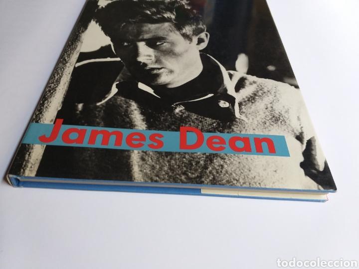 Libros de segunda mano: James Dean Footsteps of a Giant. Wolfgang J. Fuchs - Foto 2 - 261588850