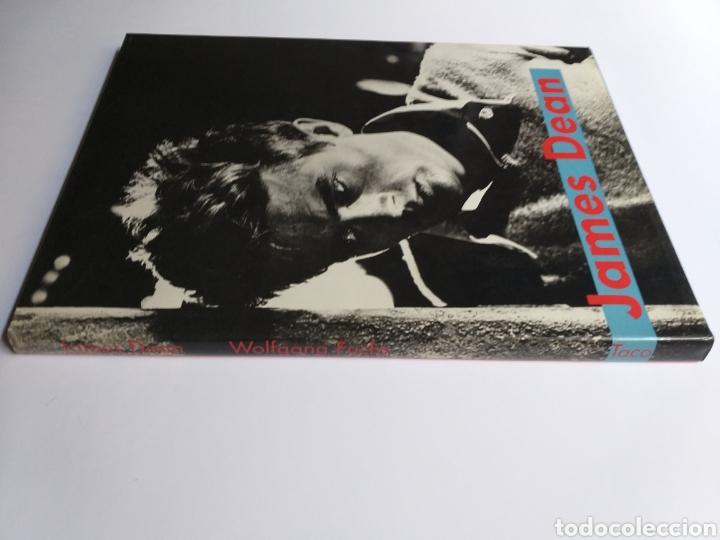 Libros de segunda mano: James Dean Footsteps of a Giant. Wolfgang J. Fuchs - Foto 3 - 261588850