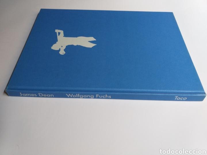 Libros de segunda mano: James Dean Footsteps of a Giant. Wolfgang J. Fuchs - Foto 6 - 261588850