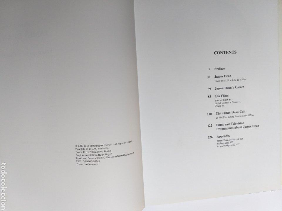 Libros de segunda mano: James Dean Footsteps of a Giant. Wolfgang J. Fuchs - Foto 10 - 261588850