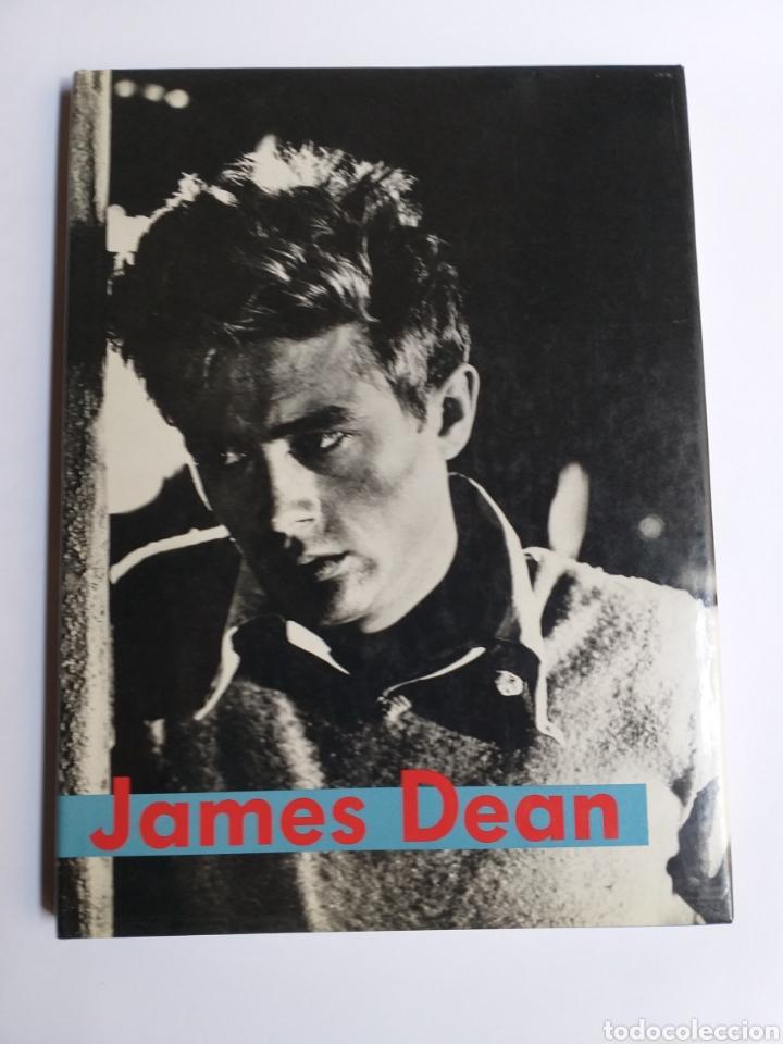 JAMES DEAN FOOTSTEPS OF A GIANT. WOLFGANG J. FUCHS (Libros de Segunda Mano - Bellas artes, ocio y coleccionismo - Cine)