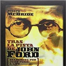 Libros de segunda mano: TRÁS LA PISTA DE JOHND FORD. Lote 262389065