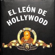 Libros de segunda mano: EL LEÓN DE HOLLYWOOD. Lote 262848190