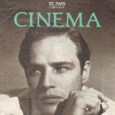 Libros de segunda mano: CINEMA CAPITULO 8 (EL PAIS): MARLON BRANDO, DEL ESCENARIO AL PLATÓ. A-CI-965. Lote 263025370