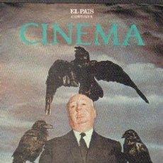 Libros de segunda mano: CINEMA CAPITULO 9 (EL PAIS): ALFRED HITCHCOCK, RODAR EL MIEDO. A-CI-966. Lote 263025435