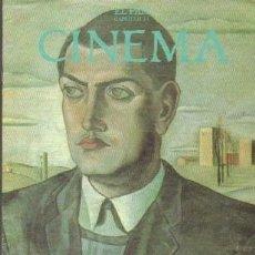 Libros de segunda mano: CINEMA CAPITULO 11 (EL PAIS): LUIS BUÑUEL, ESPIRITU DE VANGUARDIA. A-CI-968. Lote 263025520