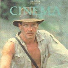 Libros de segunda mano: CINEMA CAPITULO 13 (EL PAIS): HARRISON FORD. A-CI-970. Lote 263025630