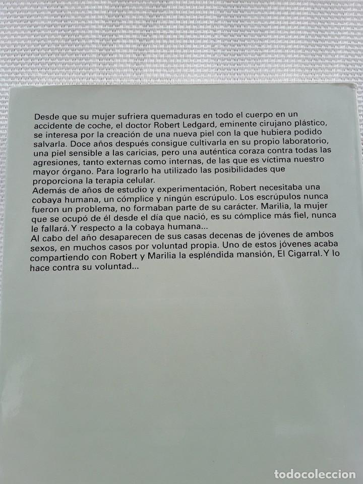 Libros de segunda mano: Pedro Almodóvar - La piel que habito (Anagrama, 2012) Primera ed. Prólogo V. Molina Foix - Foto 2 - 263177375