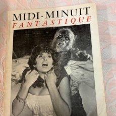Libros de segunda mano: MIDI - MINUIT FANTASTIQUE. Lote 263184915
