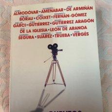 Libros de segunda mano: CUENTOS SIN CÁMARA, JOSÉ LUIS BORAU. Lote 263530625