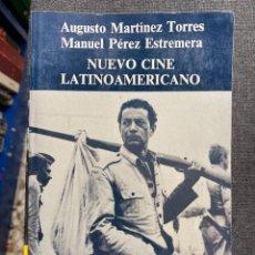 Libros de segunda mano: NUEVO CINE LATINOAMERICANO. Lote 266385678