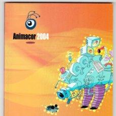 Libros de segunda mano: CATÁLOGO ANIMACOR 2004. Lote 267448259