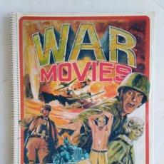 Libros de segunda mano: LIBRO WAR MOVIES ( CASTLE BOOKS ) EN INGLÉS ( 44 CM ). Lote 268035799
