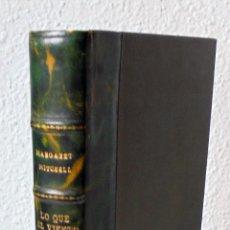 Libros de segunda mano: LO QUE EL VIENTO SE LLEVÓ.1951. EDICIONES AYMA. BARCELONA.. Lote 269130398