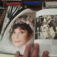 Libros de segunda mano: AUDREY HEPBURN . MOVIE ICONS. TASCHEN. 2006. FOTOS THE KOBAL COLLECTION. CINE. Lote 269325913