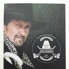 Libros de segunda mano: LAS VIRTUDES DEL EXCESO. EL CINE DE JURAJ JAKUBISKO - JESÚS PALACIOS - 2012. Lote 269638658