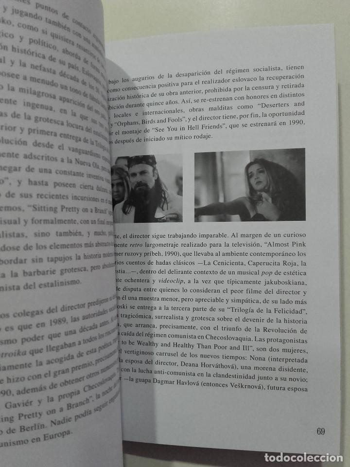 Libros de segunda mano: Las virtudes del exceso. El cine de Juraj Jakubisko - Jesús Palacios - 2012 - Foto 2 - 269638658
