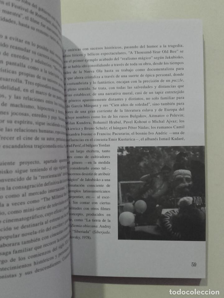 Libros de segunda mano: Las virtudes del exceso. El cine de Juraj Jakubisko - Jesús Palacios - 2012 - Foto 3 - 269638658
