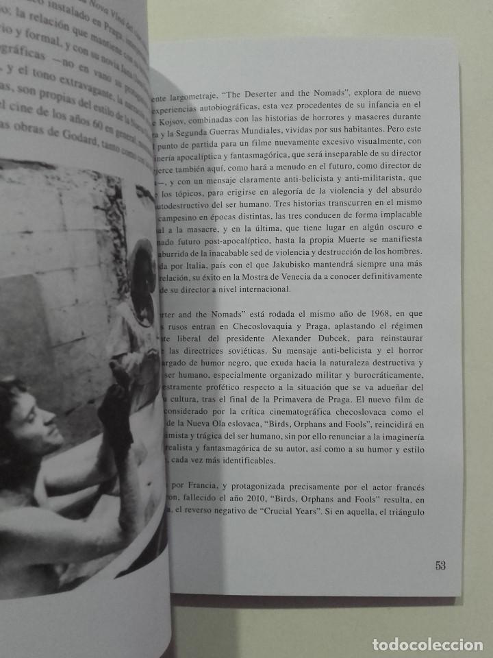 Libros de segunda mano: Las virtudes del exceso. El cine de Juraj Jakubisko - Jesús Palacios - 2012 - Foto 4 - 269638658