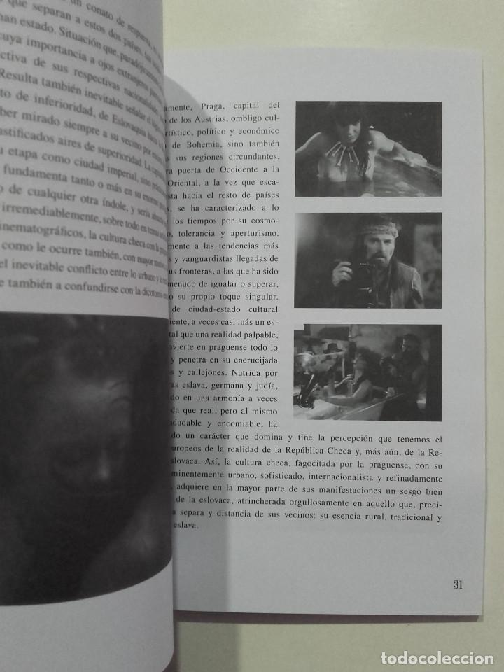 Libros de segunda mano: Las virtudes del exceso. El cine de Juraj Jakubisko - Jesús Palacios - 2012 - Foto 5 - 269638658