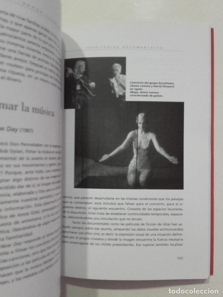 Libros de segunda mano: EXILIOS Y TERRITORIOS. EL CINE DE AMOS GITAI - SERGE TOUBIANA - Foto 2 - 269653513