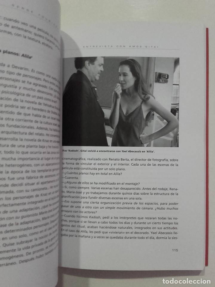 Libros de segunda mano: EXILIOS Y TERRITORIOS. EL CINE DE AMOS GITAI - SERGE TOUBIANA - Foto 3 - 269653513