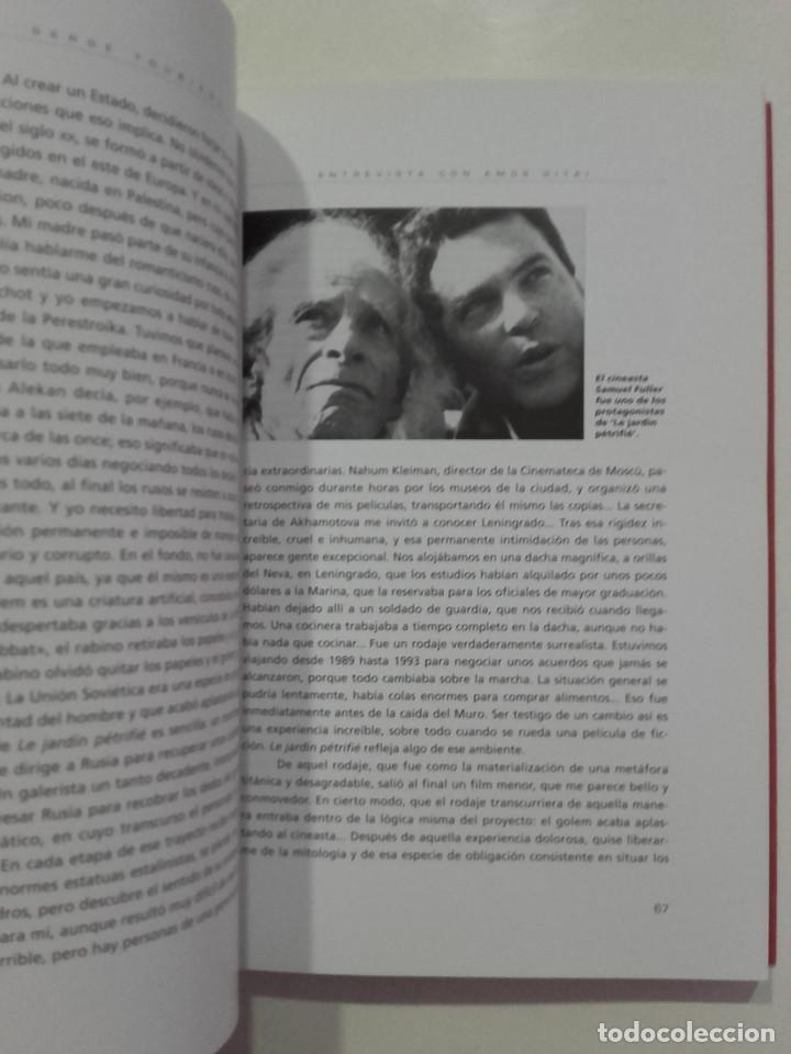 Libros de segunda mano: EXILIOS Y TERRITORIOS. EL CINE DE AMOS GITAI - SERGE TOUBIANA - Foto 4 - 269653513