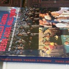 Libros de segunda mano: 1998 COMA. AQUELLA GUERRA DESDE AQUEL HOLLYWWOD. 100 PELÍCULAS MEMORABLES SOBRE LA II GUERRA MUNDIAL. Lote 271573953