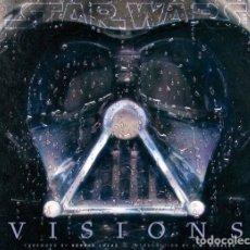 Libros de segunda mano: LIBRO STAR WARS VISIONS. Lote 272929473