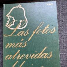 Libros de segunda mano: LAS FOTOS MÁS ATREVIDAS DE CINE ERÓTICO. Lote 273424508