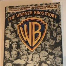 Libros de segunda mano: THE WARNER BROS STORY LA HISTORIA DE WARNER BROS CLIVE HIRSCHHORN LIBRO. Lote 275514303