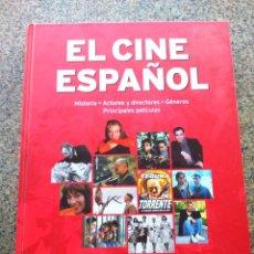Livros em segunda mão: EL CINE ESPAÑOL - HISTORIA, ACTORES Y DIRECTORES, GENEROS Y PELICULAS -- LAROUSE 2003 --. Lote 275864788